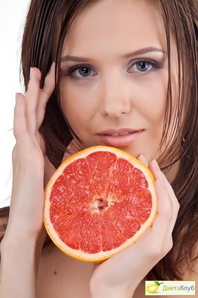 грейпфрутовая диета, отзывы