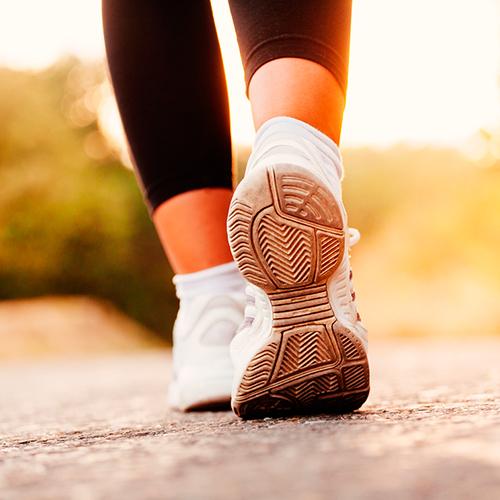 полезная ходьба для похудения и здоровья